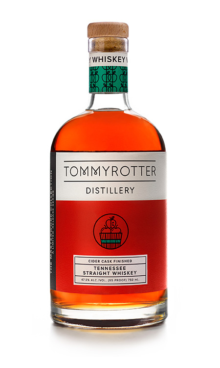 Tommyrotter Cider Cask Finished Tennessee Whiskey