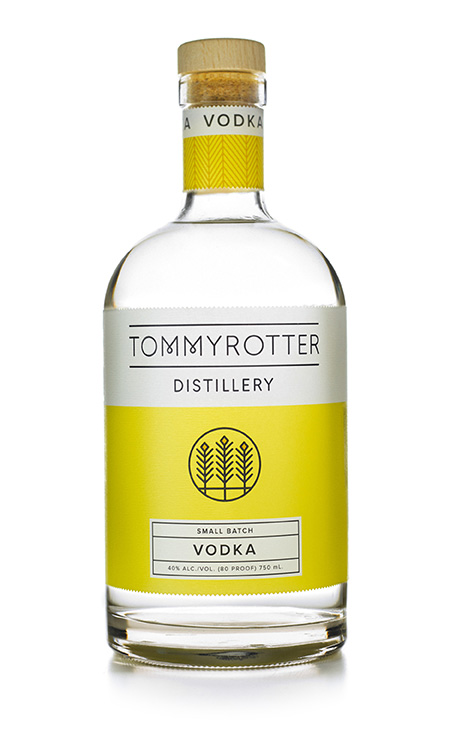 Tommyrotter Small Batch Vodka
